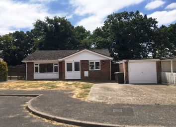 Thumbnail 3 bed bungalow to rent in Caudle Avenue, Lakenheath, Brandon