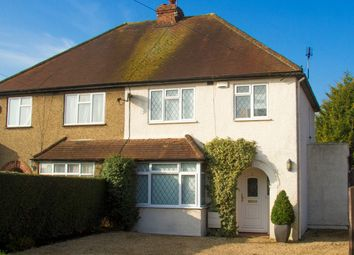 Thumbnail 3 bed semi-detached house for sale in Chiltern Road, Slough