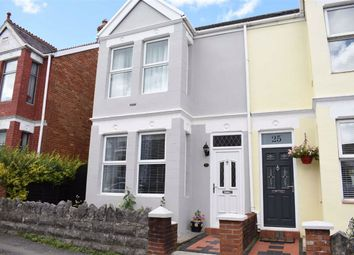 Thumbnail 3 bed semi-detached house for sale in Queens Road, Mumbles, Mumbles Swansea