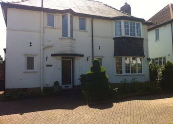 Thumbnail 5 bed detached house to rent in Woodhall Park Crescent East, Leeds