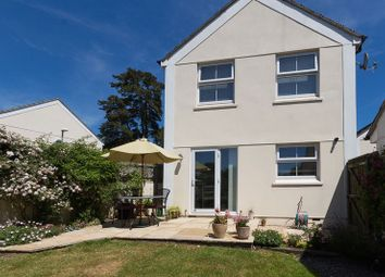 Thumbnail 3 bed detached house for sale in Lawn Gardens, Chudleigh, Newton Abbot