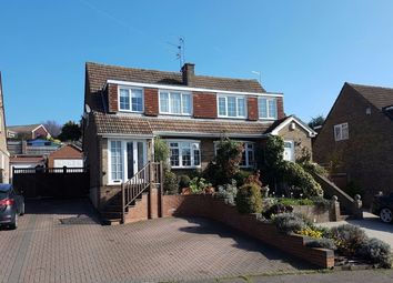 Thumbnail 4 bedroom semi-detached house for sale in Roman Road, Gravesend