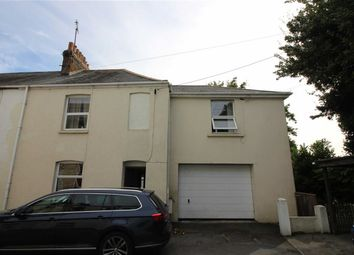 Thumbnail 3 bedroom end terrace house for sale in Signal Terrace, Sticklepath, Barnstaple