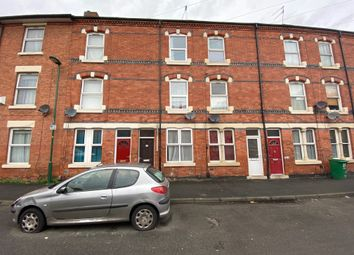 4 bed terraced house for sale in Thurman Street, Nottingham NG7