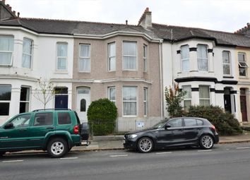 Thumbnail 3 bed terraced house for sale in Desborough Road, Plymouth, Devon