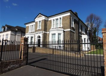 Thumbnail 2 bed flat to rent in Coombe Road, White House, Croydon