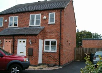 Thumbnail 2 bed semi-detached house to rent in Shotwood Close, Rolleston-On-Dove, Burton-On-Trent