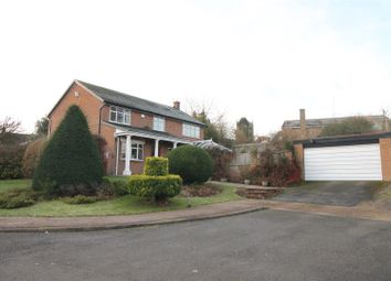 Thumbnail 4 bed property for sale in The Glebe, Badby, Daventry