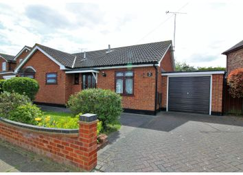 Thumbnail 3 bed detached bungalow for sale in Beverley Ave, Canvey Island