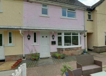 Thumbnail 3 bed terraced house for sale in Highbury Terrace, Redbrook, Monmouth