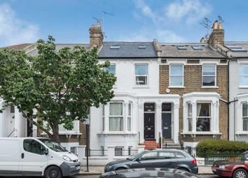 Thumbnail 3 bed flat to rent in Sulgrave Road, Hammersmith, London