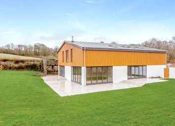 Thumbnail 5 bed barn conversion for sale in Taw Green, Okehampton, Devon