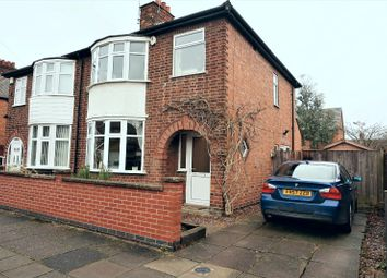 Thumbnail 3 bed semi-detached house for sale in Neville Road, Leicester
