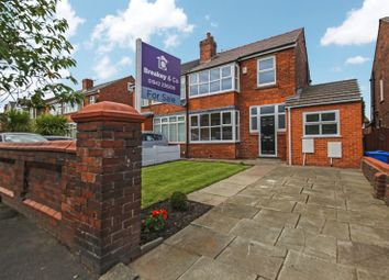 Thumbnail 3 bed semi-detached house for sale in Poolstock Lane, Poolstock, Wigan