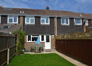 Thumbnail 3 bed terraced house to rent in Linford Road, Ringwood