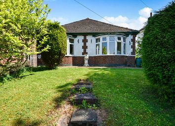 Thumbnail 3 bed detached bungalow for sale in Stanton Road, Stapenhill, Burton-On-Trent