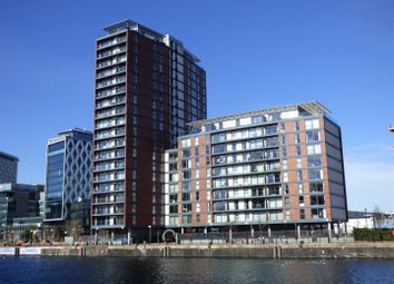 Thumbnail 1 bedroom flat to rent in The Quays, Salford