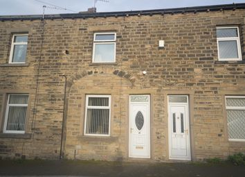 Thumbnail 2 bedroom terraced house for sale in Crest Avenue, Huddersfield