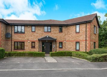 Thumbnail 1 bed flat for sale in Kern Close, Southampton