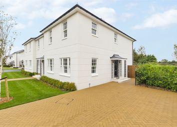 Thumbnail 3 bedroom end terrace house for sale in Plot 2, Montagu Mews, Datchet, Berkshire