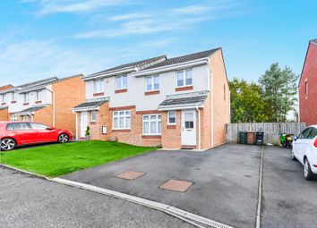 Thumbnail 3 bed semi-detached house for sale in Tobermory Drive, Kilmarnock