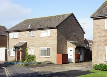 Thumbnail 1 bed terraced house to rent in Dibden Close, Throop, Bournemouth