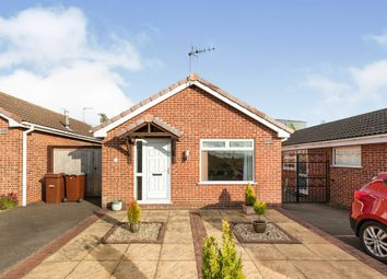 Thumbnail 2 bedroom detached bungalow for sale in Sunningdale Road, Bulwell, Nottingham
