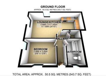 Thumbnail 1 bed flat to rent in Rudyard Court, Watford, Hertfordshire