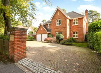 Thumbnail 5 bed detached house for sale in Kingsley Avenue, Camberley, Surrey
