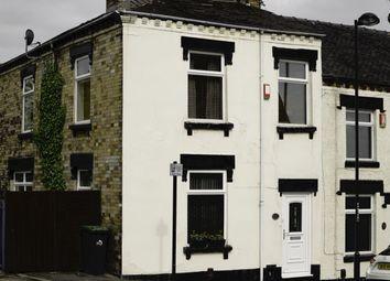 Thumbnail 3 bed terraced house for sale in St. Lukes Street, Hanley, Stoke-On-Trent