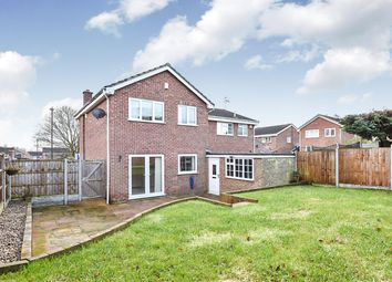 Thumbnail 3 bed detached house to rent in Latrigg Close, Mickleover, Derby