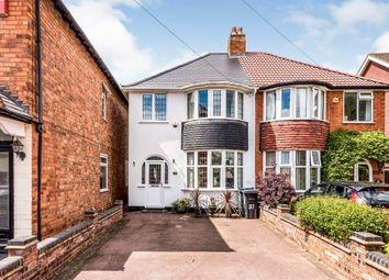 Thumbnail Semi-detached house for sale in Whitehouse Common Road, Sutton Coldfield