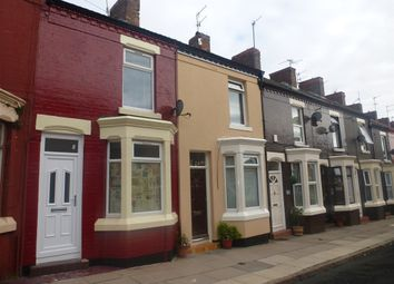 Thumbnail 2 bed terraced house for sale in Monkswell Street, Liverpool