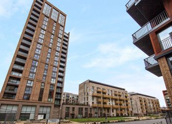 Thumbnail 2 bed flat for sale in Oslo Tower, Naomi Street, Greenland Place, Surrey Quays, London