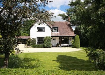 Thumbnail 4 bed detached house for sale in Butts Road, Chiseldon, Wiltshire