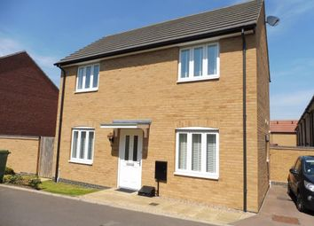 Thumbnail 2 bed detached house to rent in Cooper Road, Peterborough