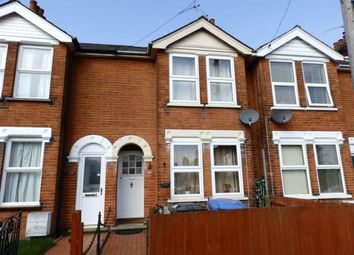 Thumbnail 3 bed terraced house for sale in Pretyman Road, Ipswich, Suffolk