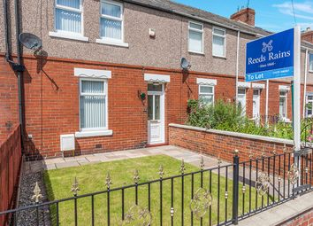Thumbnail 3 bed terraced house to rent in Seaton Avenue, Blyth