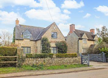 Thumbnail 4 bed detached house for sale in Bletchingdon Road, Hampton Poyle, Kidlington