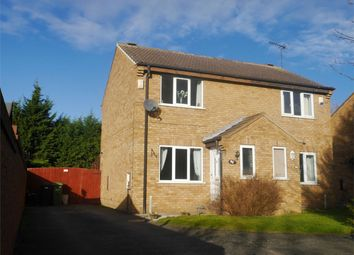 Thumbnail 2 bed semi-detached house for sale in Longwood Road, Clifton Moor, York