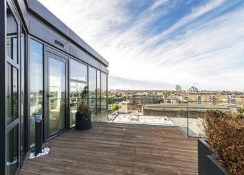 Thumbnail 3 bed flat for sale in Quarter House, Juniper Drive, Battersea Reach, London