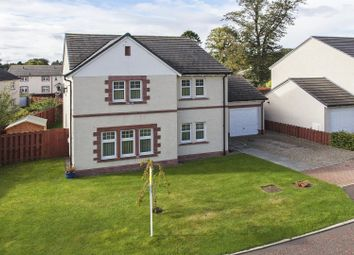 Thumbnail 4 bed detached house for sale in Larghan View, Coupar Angus, Blairgowrie
