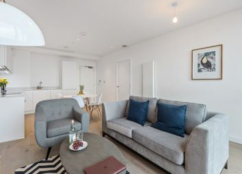 Thumbnail 1 bed flat to rent in Hill House, London