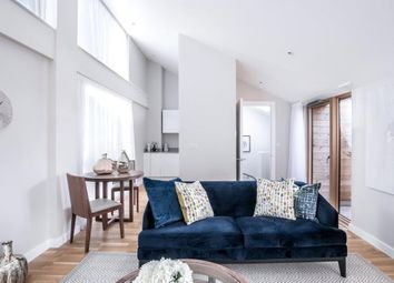 Thumbnail 2 bedroom flat for sale in Keeping Court, St Mark's Square, Bromley