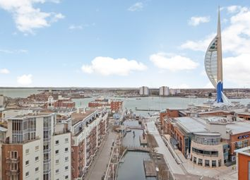 Gunwharf Quays, Portsmouth PO1. 2 bed flat for sale