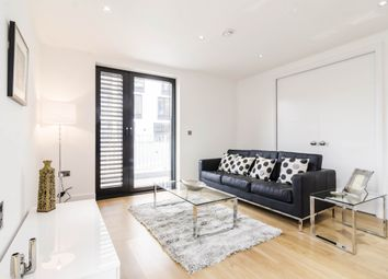 Thumbnail 3 bed flat to rent in Morea Mews, London