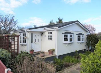 Thumbnail 2 bed mobile/park home for sale in The Elms, High Beech, Loughton