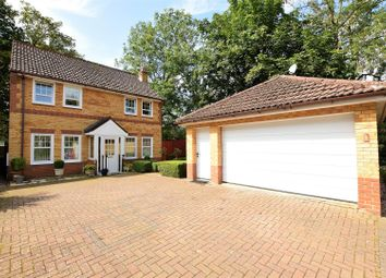 Thumbnail 4 bed detached house for sale in Ashfield, Oakham
