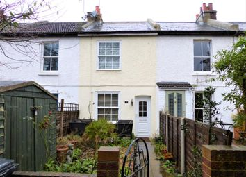 Thumbnail 2 bed cottage to rent in Spring Cottages, St Leanards Road, Surbiton
