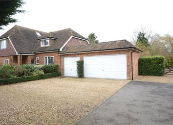 Thumbnail 5 bedroom detached house for sale in Swallowfield Road, Arborfield, Reading